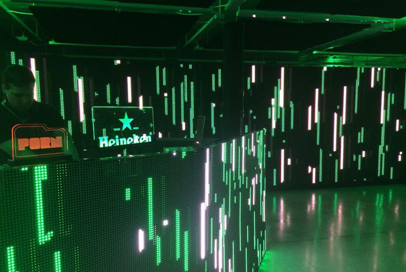 Heineken – Glassroom