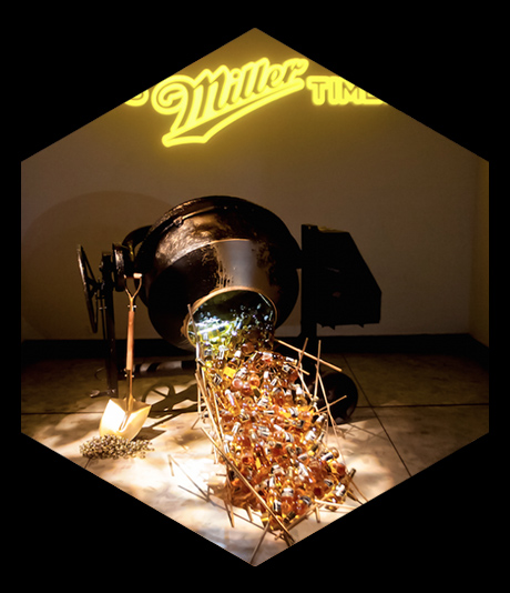 Miller – It's Miller Time!