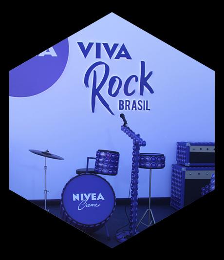 Nivea Viva o Rock – Camarote SP