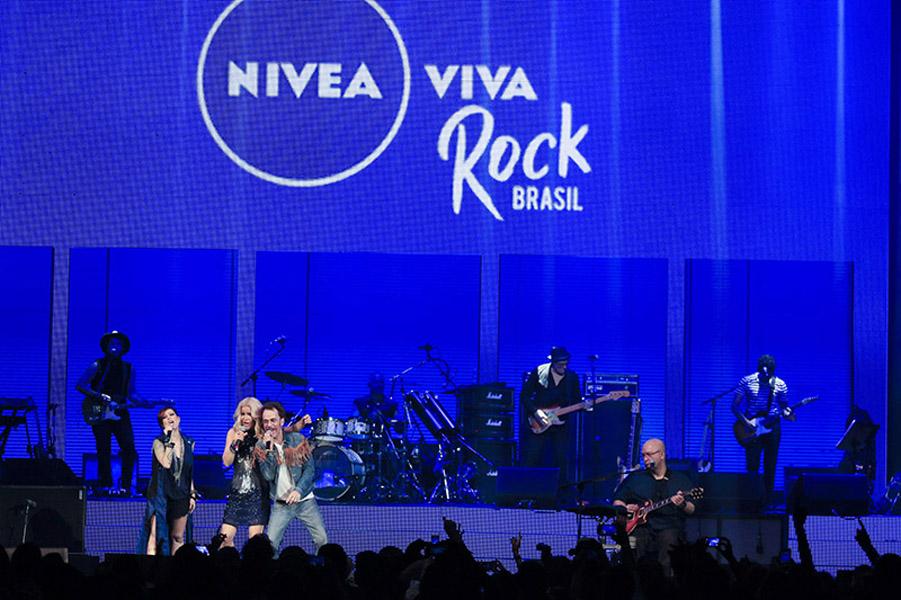 Nivea Viva o Rock – Avant Premiere