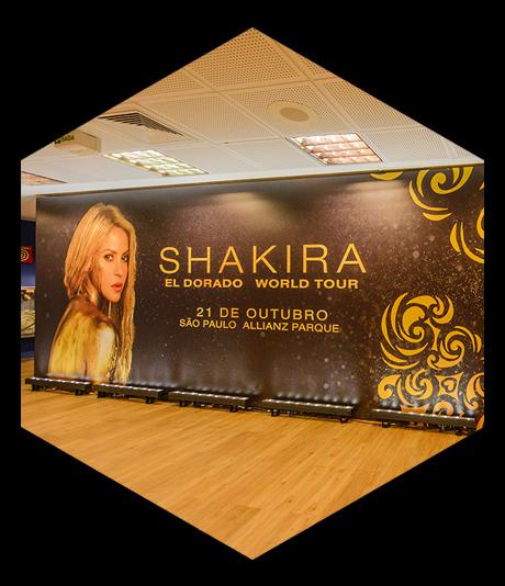 Camarote Shakira